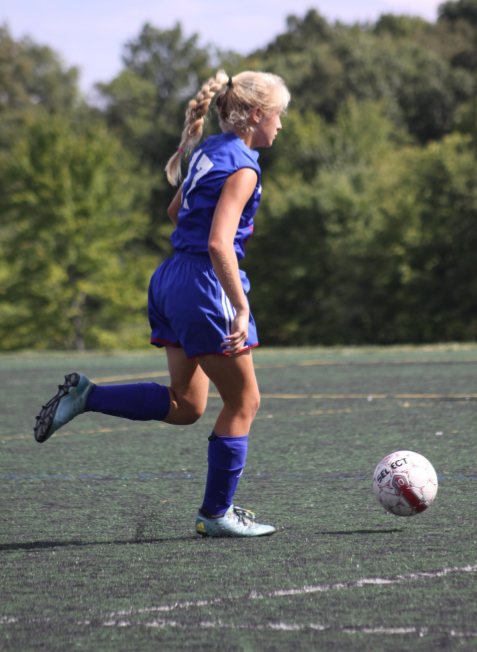 CSC Inter's Vicky Partin Selected to VYSA Girls 2001 ODP State Team